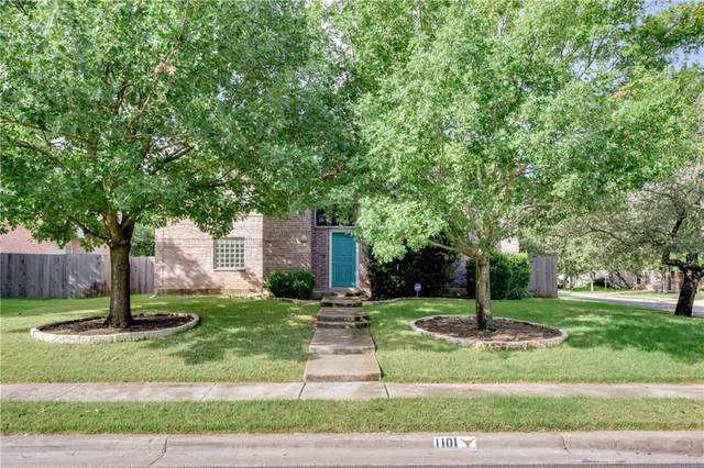 1101 Del Roy Dr, Cedar Park, TX 78613 (#4585496) :: The Heyl Group at Keller Williams