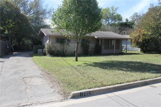 1705 Karen Ave, Austin, TX 78757 (#4586480) :: The Gregory Group