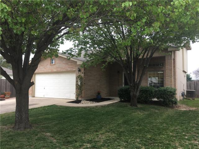 105 Brentwood Dr, Leander, TX 78641 (#4589000) :: KW United Group