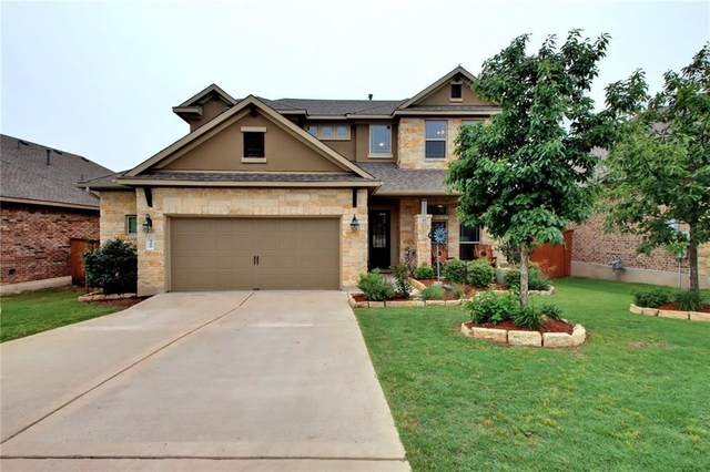 500 Garner Park Dr, Georgetown, TX 78628 (#4589909) :: Realty Executives - Town & Country