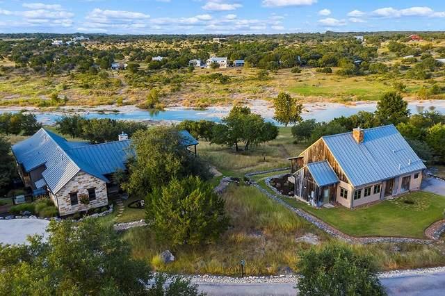 844 Trail Rock Rd, Johnson City, TX 78636 (#4590299) :: Green City Realty