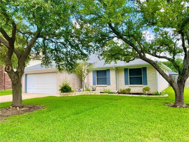 1403 Terra St, Round Rock, TX 78665 (#4590590) :: The Summers Group