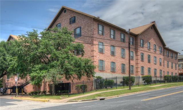 2401 Leon St #110, Austin, TX 78705 (#4590679) :: Papasan Real Estate Team @ Keller Williams Realty