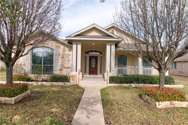1506 Main St, Cedar Park, TX 78613 (#4593088) :: The Gregory Group
