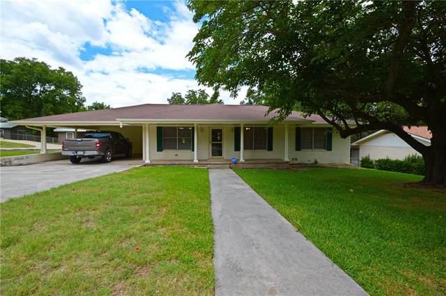 1307 W Avenue A, Lampasas, TX 76550 (#4593746) :: Ben Kinney Real Estate Team