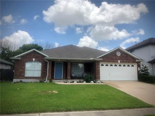 3718 Cheyenne St, Round Rock, TX 78665 (#4596062) :: The Summers Group