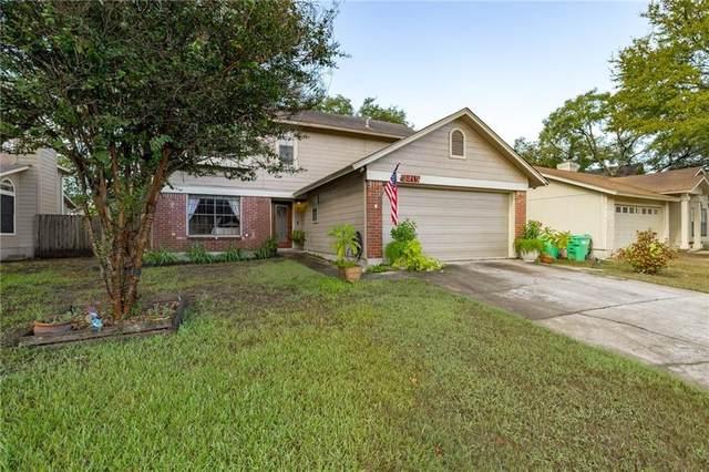 3315 Sweetgum Trce, Cedar Park, TX 78613 (#4599561) :: Front Real Estate Co.