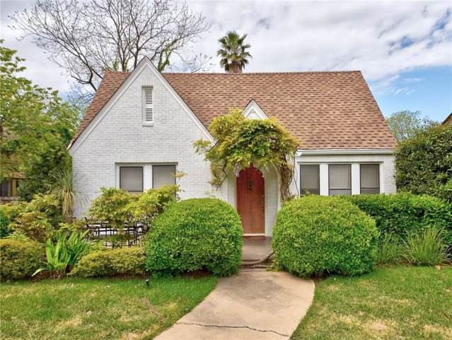 1506 Hartford Rd, Austin, TX 78703 (#4600888) :: The Perry Henderson Group at Berkshire Hathaway Texas Realty