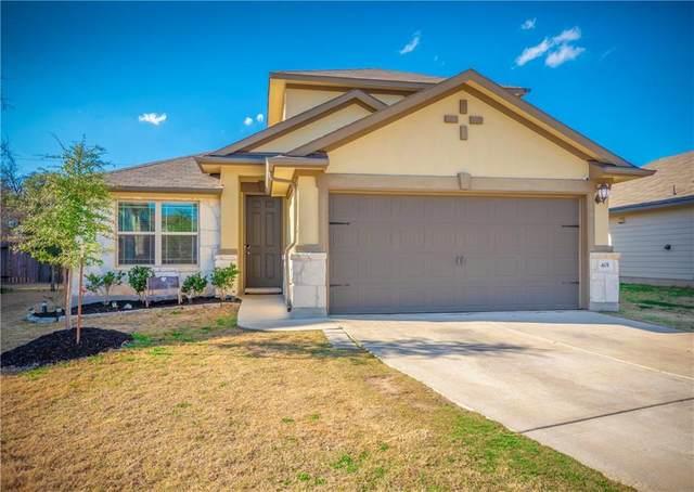 401 Anacua Loop, Manchaca, TX 78652 (#4601830) :: Azuri Group | All City Real Estate