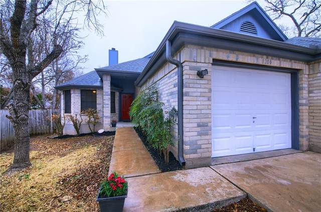1206 Gingerlily Cv, Austin, TX 78745 (#4605183) :: Papasan Real Estate Team @ Keller Williams Realty