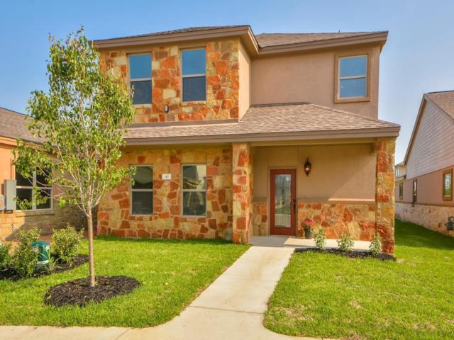 2800 Joe Dimaggio Blvd #43, Round Rock, TX 78665 (#4605499) :: Watters International