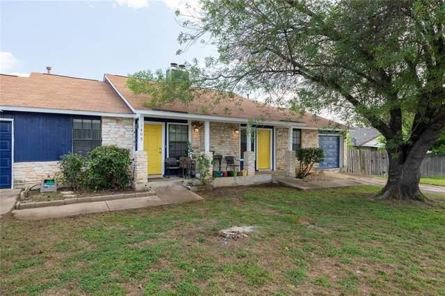 1409 Hyridge Cir, Round Rock, TX 78664 (#4605637) :: Watters International