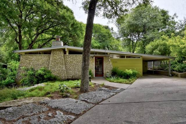 1105 Azie Morton Rd, Austin, TX 78704 (#4606489) :: The Heyl Group at Keller Williams