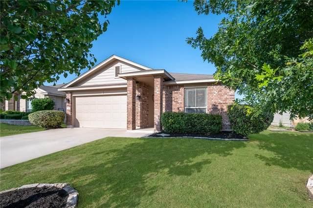 2836 Hearthsong Loop, Round Rock, TX 78665 (#4608117) :: Zina & Co. Real Estate