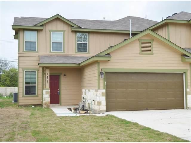 1408/1410 Zephyr Ln, Round Rock, TX 78664 (#4608324) :: R3 Marketing Group