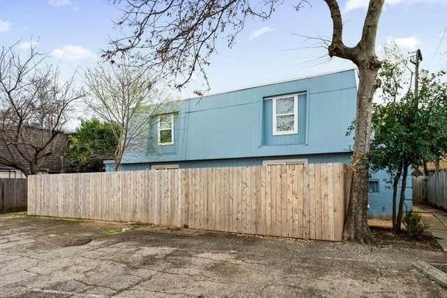 2407 Mission Hill Dr, Austin, TX 78741 (#4608565) :: Von Austin Properties
