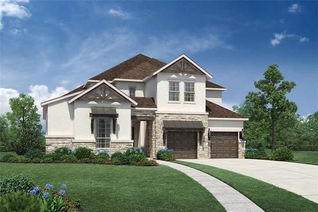 4401 Apollonia Way, Leander, TX 78641 (#4608977) :: Front Real Estate Co.