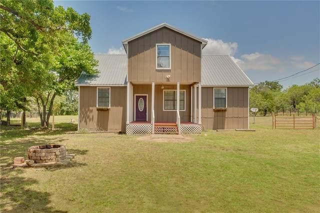 390 Mount Olive Rd B, Cedar Creek, TX 78612 (MLS #4609179) :: Brautigan Realty