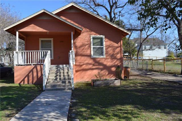 1705 Singleton Ave, Austin, TX 78702 (#4609936) :: Ben Kinney Real Estate Team