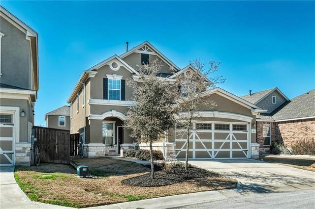 140 Holstein St, Hutto, TX 78634 (#4610850) :: RE/MAX IDEAL REALTY