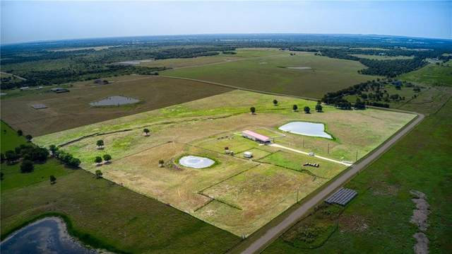 1505 County Rd 469, Thrall, TX 76578 (#4611088) :: Azuri Group | All City Real Estate