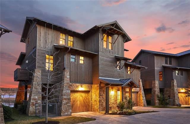 2217 Seabiscuit Cv #103, Spicewood, TX 78669 (#4611462) :: Papasan Real Estate Team @ Keller Williams Realty