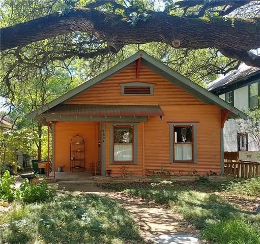 1804 Brackenridge St, Austin, TX 78704 (#4611499) :: Papasan Real Estate Team @ Keller Williams Realty