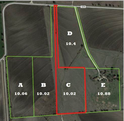 TBD-Tract C County Rd 329 Rd, Granger, TX 76530 (#4611984) :: Green City Realty
