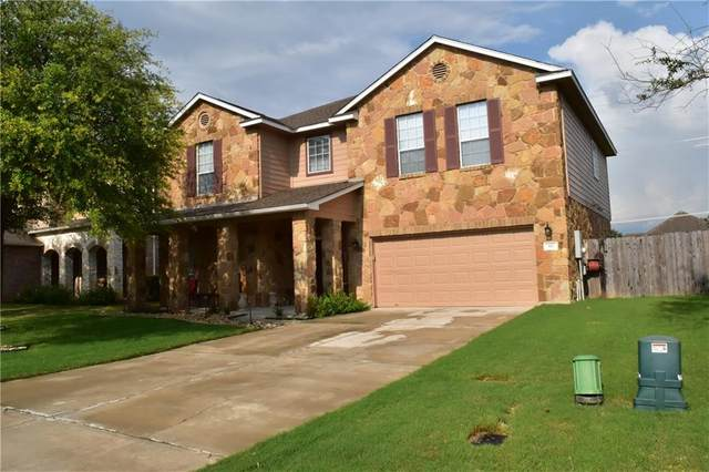 110 Emory Fields Dr, Hutto, TX 78634 (#4612912) :: R3 Marketing Group