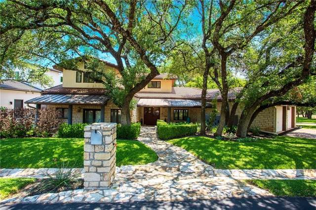 6 Treehaven Ln, The Hills, TX 78738 (#4614472) :: Sunburst Realty
