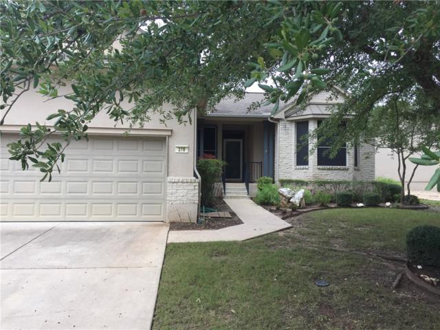 278 Red Poppy Trl, Georgetown, TX 78633 (#4614930) :: 12 Points Group
