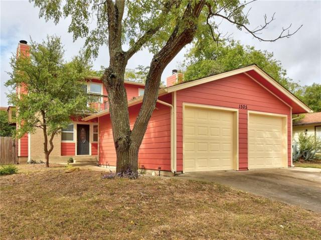 1505 Waterloo Trl A, Austin, TX 78704 (#4615437) :: The Perry Henderson Group at Berkshire Hathaway Texas Realty