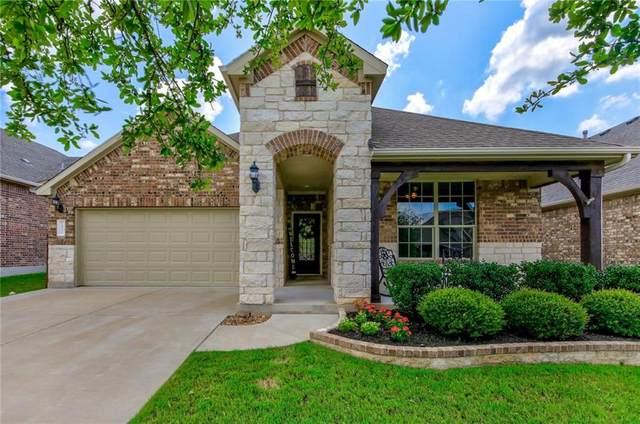 1832 Elaina Loop, Leander, TX 78641 (#4620379) :: The Perry Henderson Group at Berkshire Hathaway Texas Realty