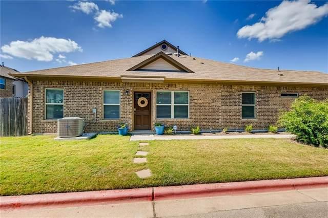 2214 S Lakeline Blvd #301, Cedar Park, TX 78613 (#4620714) :: Ben Kinney Real Estate Team