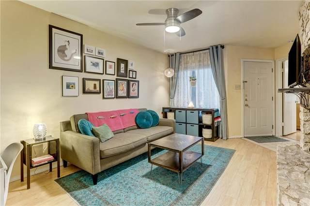 1740 Timber Ridge Rd #125, Austin, TX 78741 (#4623176) :: Front Real Estate Co.