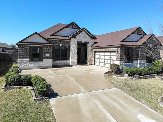 709 Lonesome Lilly Way, Pflugerville, TX 78660 (#4623459) :: The Summers Group