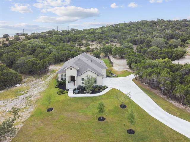 245 Bristlecone Dr, Driftwood, TX 78619 (#4623509) :: The Summers Group