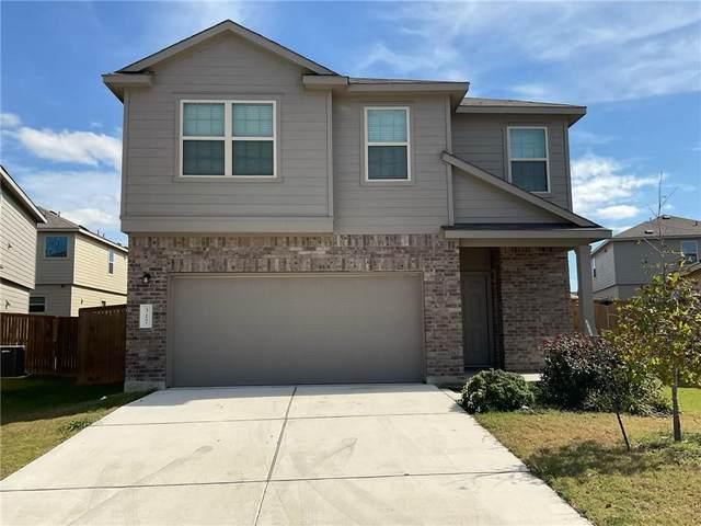 317 Circle Way 20C, Jarrell, TX 76537 (MLS #4624747) :: Vista Real Estate