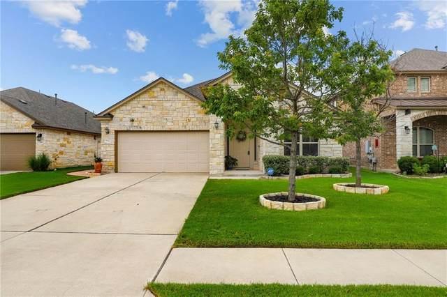 2536 Muzzie Ln, Leander, TX 78641 (#4626386) :: Resident Realty