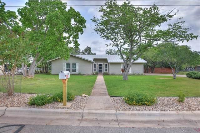 129 Woodland Rd, Georgetown, TX 78628 (MLS #4626479) :: NewHomePrograms.com