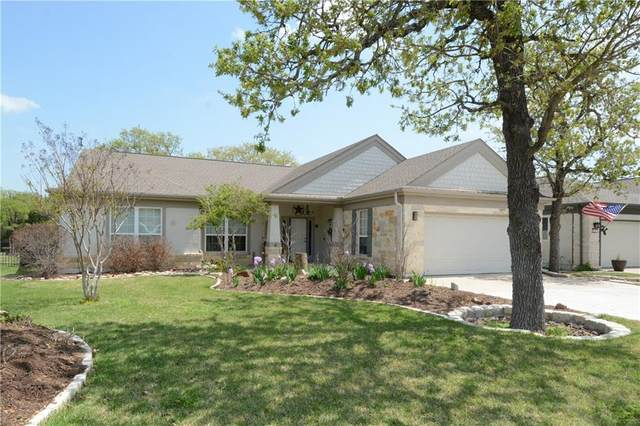 615 Breezeway Ln, Georgetown, TX 78633 (#4626741) :: Papasan Real Estate Team @ Keller Williams Realty