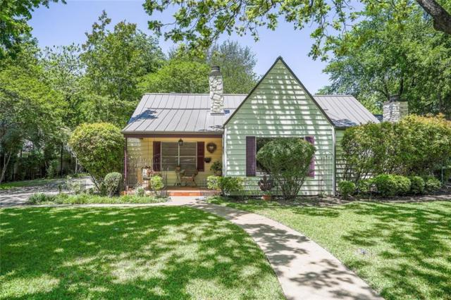 4408 Ramsey Ave, Austin, TX 78756 (#4626973) :: The Perry Henderson Group at Berkshire Hathaway Texas Realty