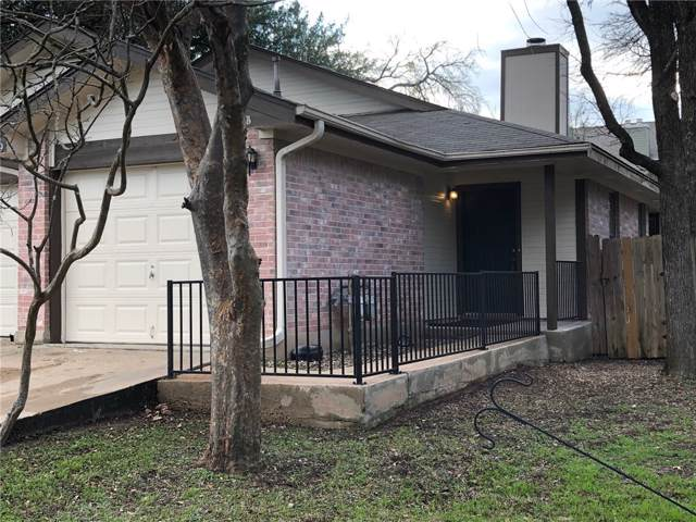 8009 Tuscarora Trl B, Austin, TX 78729 (#4629082) :: The Perry Henderson Group at Berkshire Hathaway Texas Realty