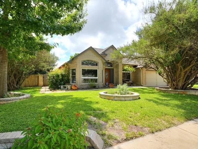 401 Reinhardt Blvd, Georgetown, TX 78626 (#4630187) :: Ben Kinney Real Estate Team