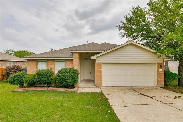 2804 Monika Ln, Taylor, TX 76574 (#4631296) :: Realty Executives - Town & Country