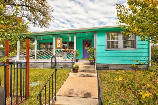 1100 Olive St, Austin, TX 78702 (#4632579) :: Green City Realty