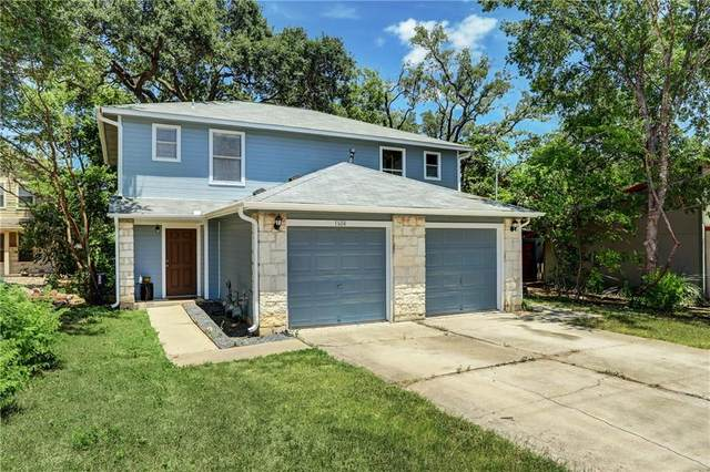 1604 Morgan Ln Unit A, Austin, TX 78704 (#4634831) :: R3 Marketing Group