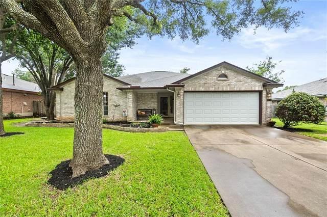 1110 Leah Ln, Round Rock, TX 78665 (MLS #4635356) :: Brautigan Realty