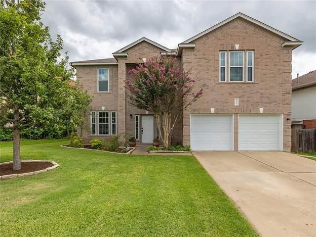 8118 Hawick Dr, Round Rock, TX 78681 (#4636664) :: Papasan Real Estate Team @ Keller Williams Realty