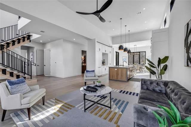 4101 Ridgelea Dr, Austin, TX 78731 (MLS #4637454) :: Vista Real Estate